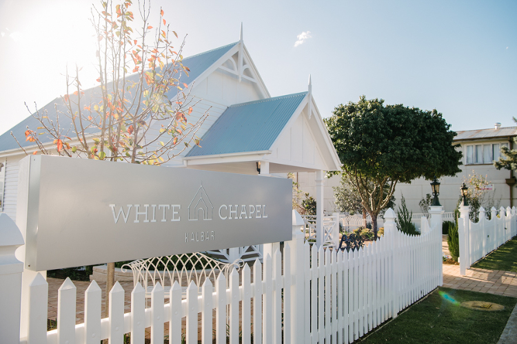 Weddings At White Chapel Black Hall Kalbar The Scenic Rim We